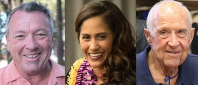 Saving Hawaii's GOP: A Tough Job For 3 Candidates For Governor