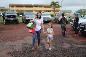 Big Island: Puna Residents Set Up This Awesome Center For Volcano Refugees