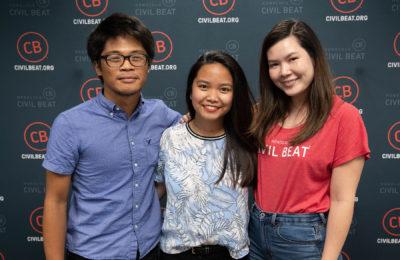 Say Aloha To Civil Beat's 3 New Interns