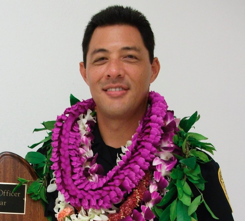 Big Island Police Officer Fatally Shot; Suspect Sought