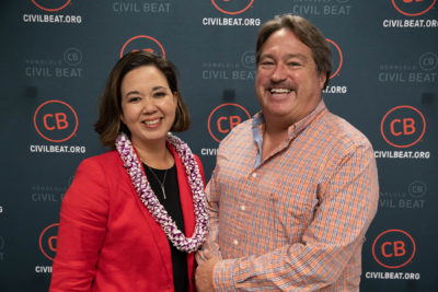 Pod Squad: Jill Tokuda's Personal Bid To Be Hawaii LG