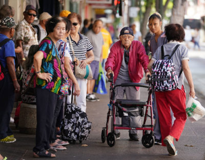 Honolulu Ponders How To Be More 'Age-Friendly'