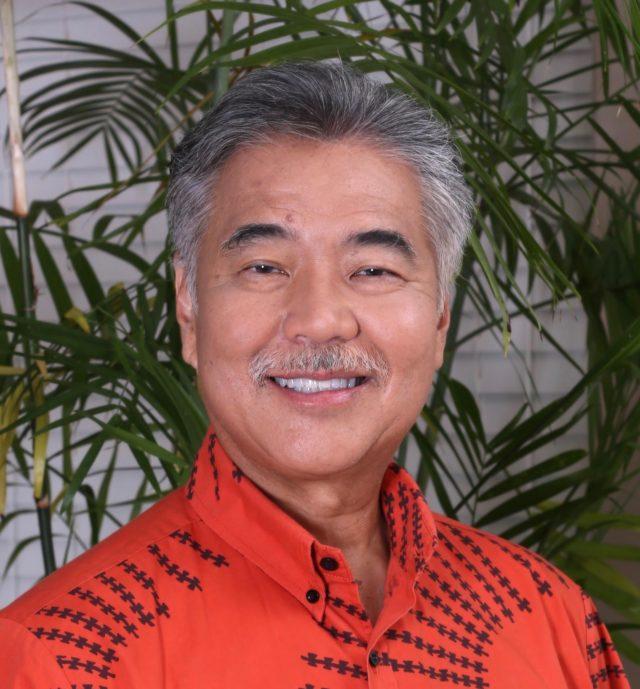 Candidate Q Amp A Governor David Ige Honolulu Civil Beat