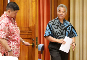 Governor Reverses Himself: Hawaii Will Get A Police Standards Board