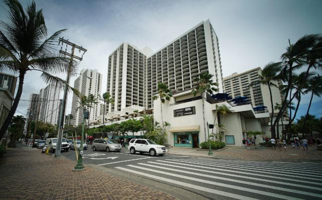 Marriott Waikiki Beach Hotel. 2552 Kalakaua Avenue.