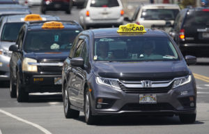 Honolulu Cab Companies 'Discouraged' By Caldwell Pricing Proposals