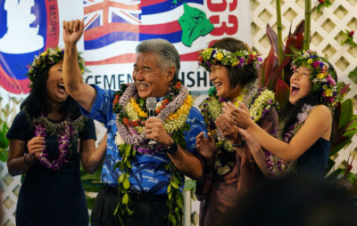 Ige Defeats Hanabusa In Democratic Primary For Governor