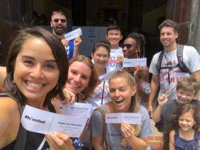 Cranking Up The Youth Vote: Register When You're 16
