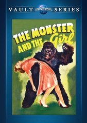 The Monster and the Girl (Universal Vault Series)