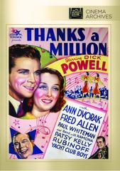 Thanks a Million (Fox Cinema Archives)