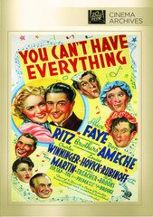 You Can't Have Everything (Fox Cinema Archives)