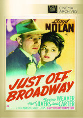 Just Off Broadway (Fox Cinema Archives)