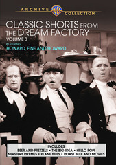Classic Shorts from the Dream Factory, Vol. 3 (Warner Archive)