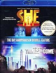 She / Things to Come (Blu-Ray)