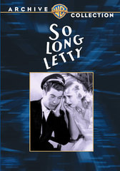 So Long Letty (Warner Archive)