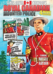 Royal Canadian Mounted Police ('Neath Canadian Skies / North of the Border / Trail of the Mounties / Where the North Begins)