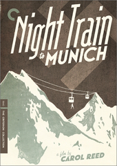 Night Train to Munich - Criterion Collection