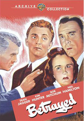 Betrayed (Warner Archive)