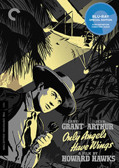 Only Angels Have Wings (Blu-Ray) - Criterion Collection