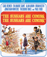 The Russians Are Coming, the Russians Are Coming (Blu-Ray)