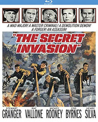 The Secret Invasion (Blu-Ray)