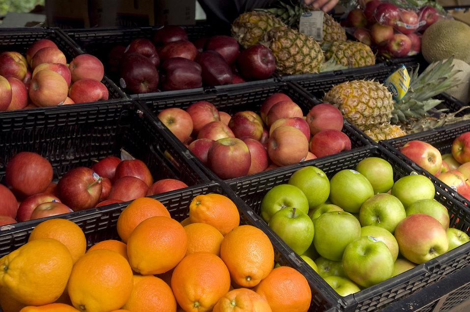 Public domain farmers market