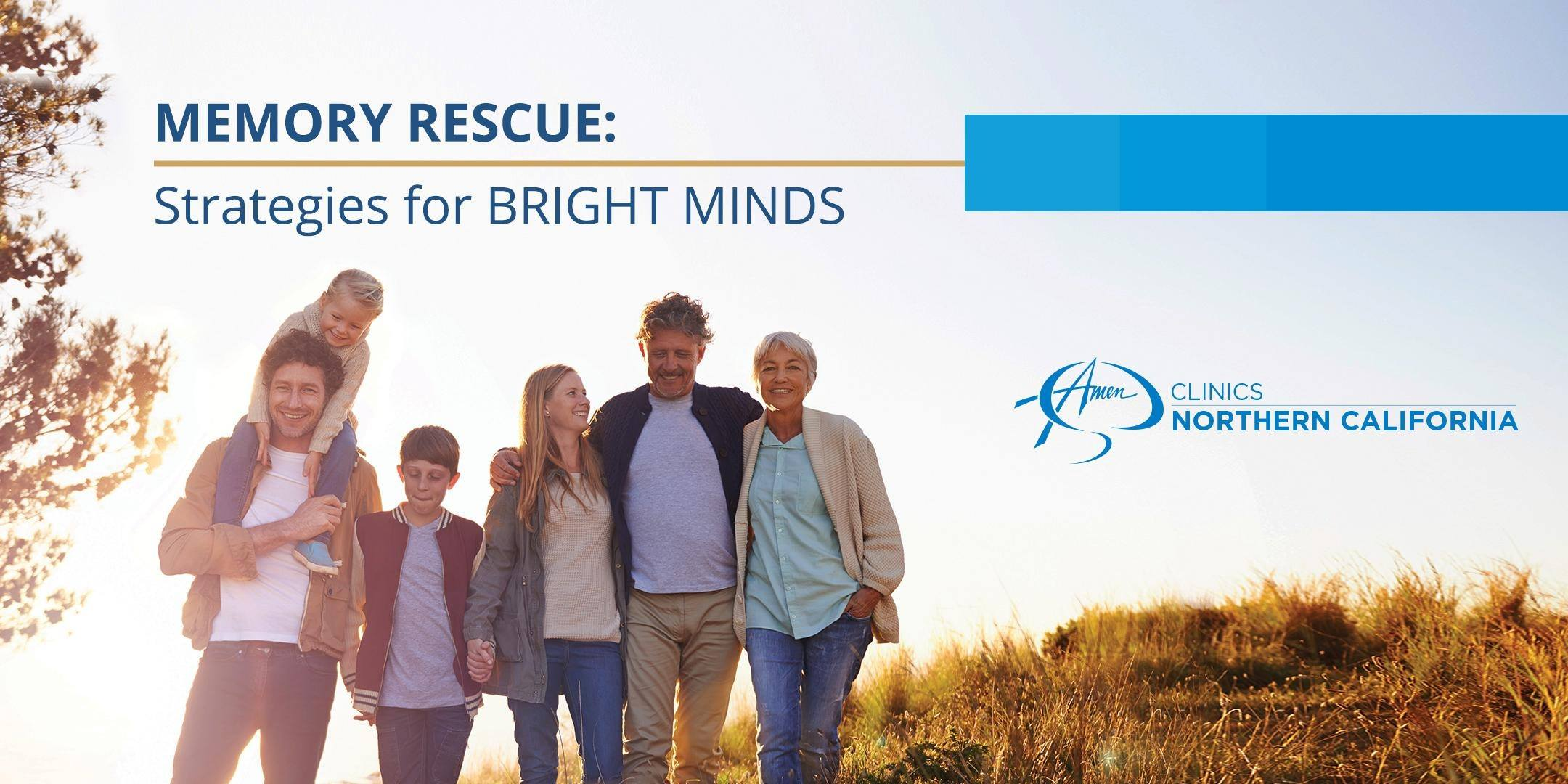 Memory Rescue: Strategies For BRIGHT MINDS picture