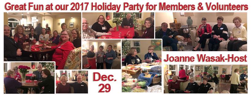 2017 CVV Holiday Party