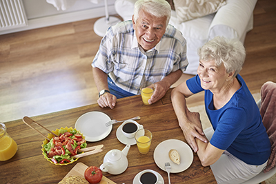 SAVVY SENIOR LIVING --   AGING IN PLACE (A.K.A. 'STAYING PUT') picture