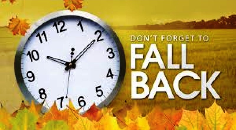 Daylight Savings Time Ends picture