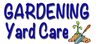 Gardening and Yard Care