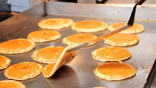 Clayton Rotary Pancake Breakfast picture