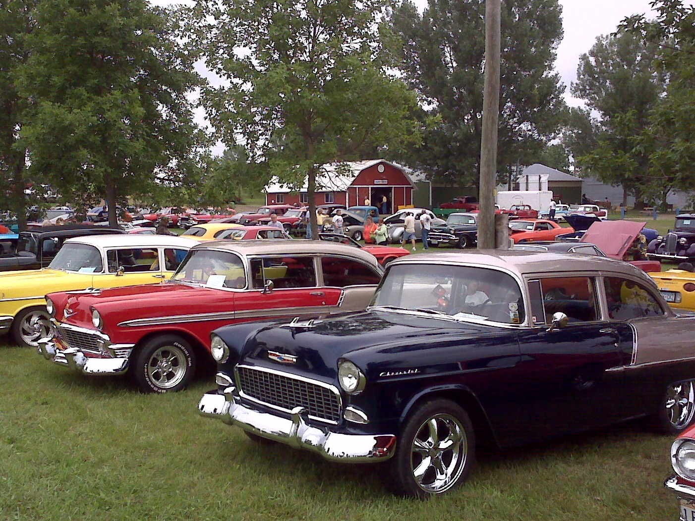 Wednesday Classic Car Show picture