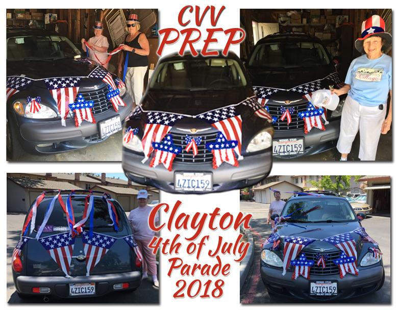 Clayton Valley Village Aug 2018 Newsletter newsletter