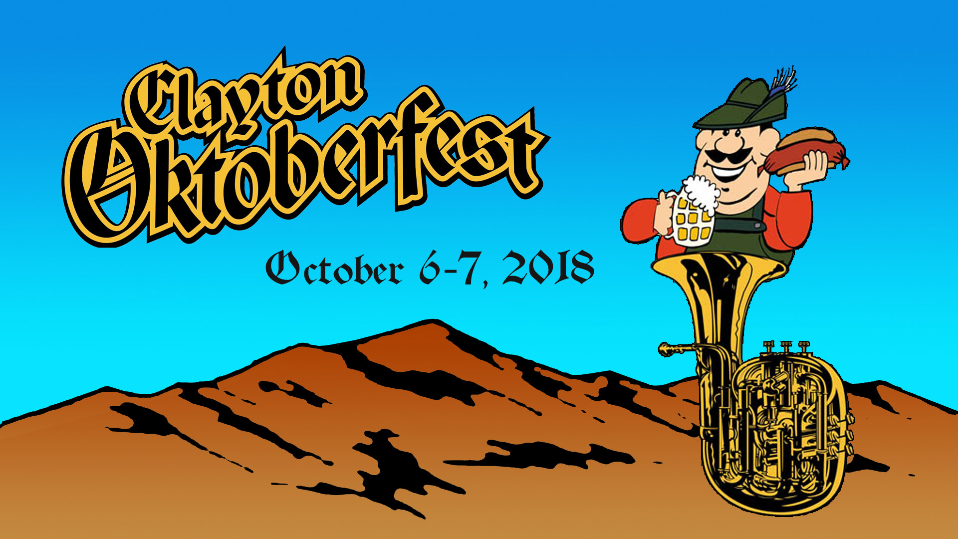 Clayton Octoberfest picture