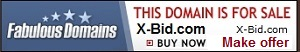x-bid.com for sale