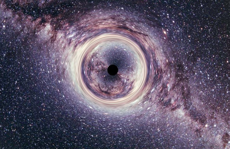 milky-way-with-black-hole