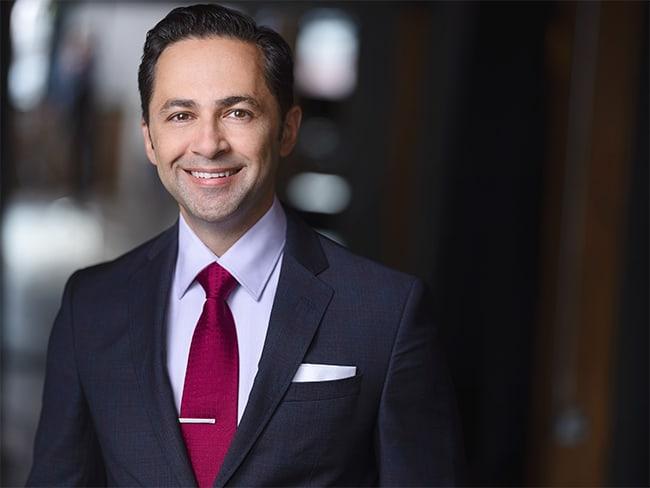 Plastic surgeon Mohammed Alghoul