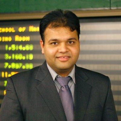 Image of Anshul CFA