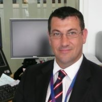 Image of Barry Davies