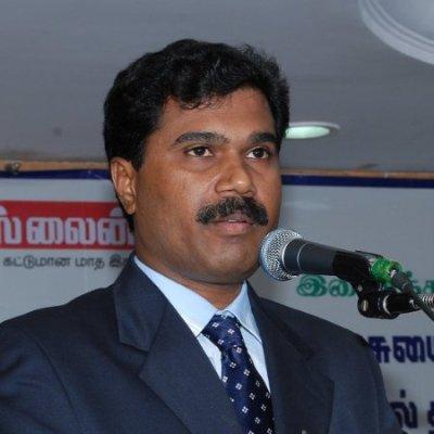 Image of Chandra Udayakumar