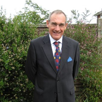Image of Chris Newby-Robson