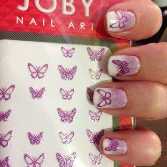 Image of JOBY NAIL ART