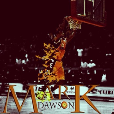 Image of Mark Dawson Jr