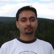Image of Mayank Shrivastava