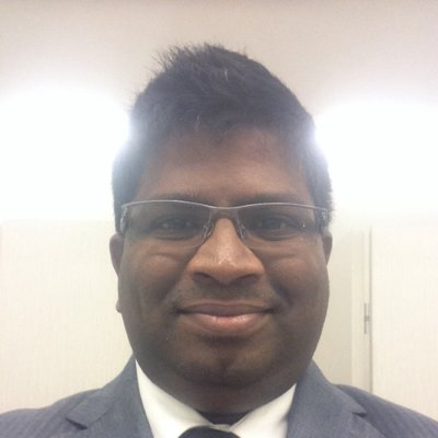 Image of Natarajan Balaji