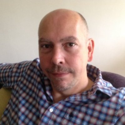 Image of Peter Daubney