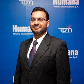 Image of Salman Sait