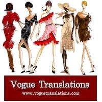 Image of Vogue Translations
