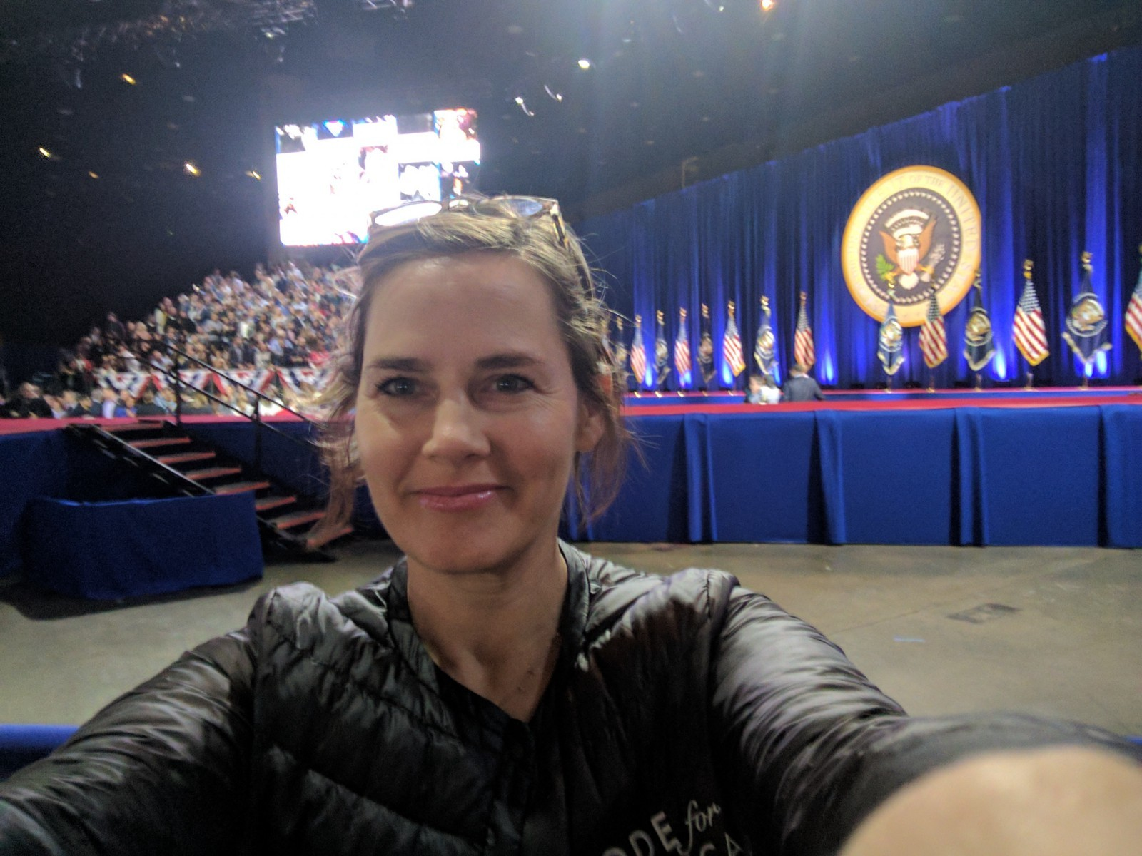 <p>McCormick Place, Chicago, January 10, 2017</p>